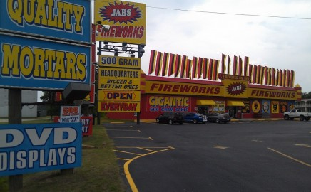 Welcome to JABS FIREWORKS