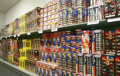 Wall to Wall Discount Fireworks