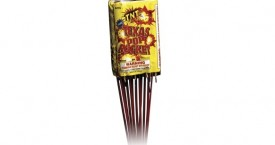 TEXAS GIANT POP ROCKET