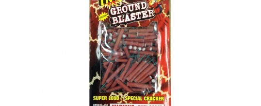 TNT GROUND BLASTERS