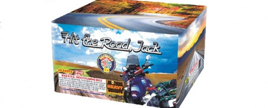 HIT THE ROAD , JACK