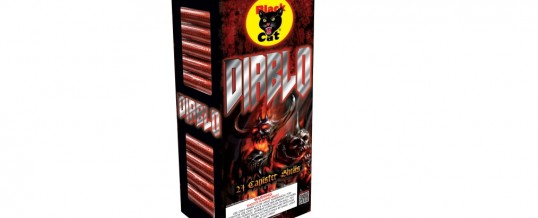 DIABLO 24 BY BLACK CAT
