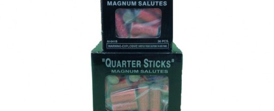 QUARTER STICKS