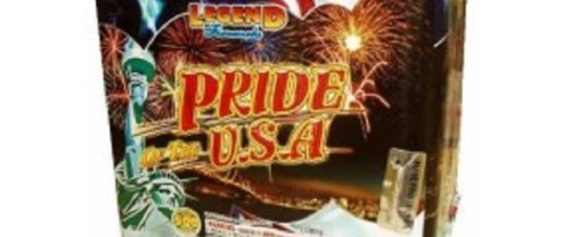 PRIDE OF THE USA