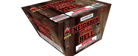 NEIGHBOR FROM HELL