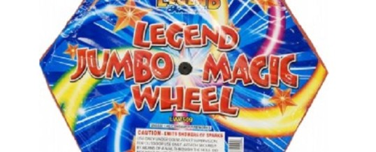 LEGEND JUMBO MAGIC WHEEL